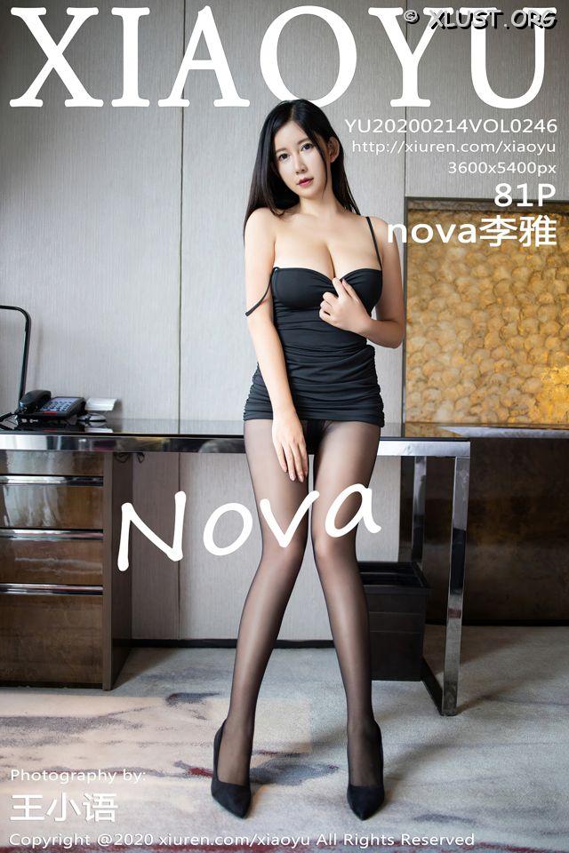 XLUST.ORG XiaoYu Vol.246 066